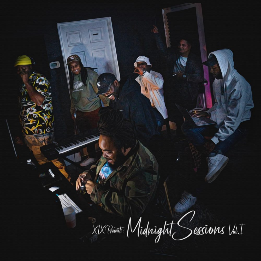 Midnight Sessions Vol 1 Cover Art